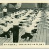 Royal Navy, physical training - afloat.