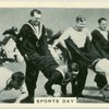 Royal Navy, sports day.