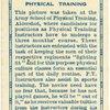 Army, physical training.