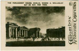 The Parliament House, Dublin, where A. Wellesley sat as M.P. for Trim.