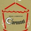 [Souvenir program for the 1965 revival of Carousel]