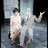 [Diahann Carroll (Barbara Woodruff) and Richard Kiley (David Jordan) in No Strings]