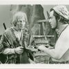 [Danny Kaye (Noah) and Harry Goz (Shem) in Two By Two]