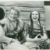 [Danny Kaye (Noah) and Joan Copeland (Esther) in Two By Two]