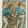 Firing a gun 1805.