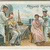 The ship's barbers, 1905