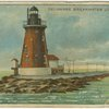 Delaware breakwater light