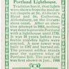 Portland Lighthouse, ( Portland Bill )