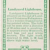 Landguard Lighthouse ( between Harwich and Felixstowe )