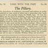 The Pillory, Waltman Abbey.