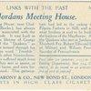 Jordans Meeting House, Buckinghamshire.
