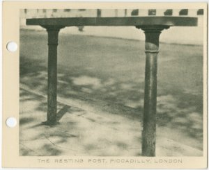 The Resting Poat, Picadilly, London.