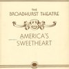 The Broadhurst Theatre America's sweetheart