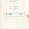 Lido Lady at the Gaiety Theatre