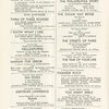 Program for Too Many Girls, dated November 20,1939, at the Imperial Theatre