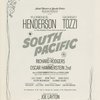 [Souvenir program for the 1967 revival of South Pacific]