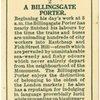 A Billingsgate Porter.