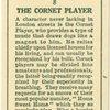 The Cornet Player.