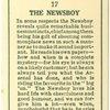 The Newsboy.