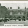 St. James' Palace, London.