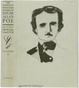 Edgar Allan Poe and Lewis Gaylord Clark