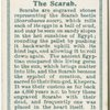 The Scarab.