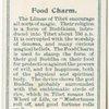 Food Charm.