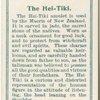 The Hei-Tiki.