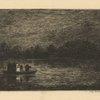 La pêche au filet (another impression)