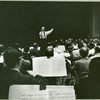 Scrapbook of the New York Philharmonic-Symphony Orchestra Concert [1954]
