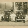 Ambulance staff, Lincoln Hospital and Home.