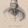 Hyacinthe Quélen, archevêveque de Paris.