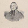 Hyacinthe Quelen, Ersbischof von Paris.