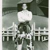 [Ridge Bond (Curly) in the 1951 revival of Oklahoma!]