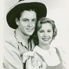 [Ridge Bond (Curly) and Patricia Northrup (Laurey) in the 1951 revival of Oklahoma!]