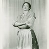 [Mary Marlo (Aunt Eller) in the 1951 revival of Oklahoma!]