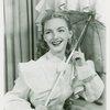 [Judy Rawlings (Gertie Cummings) in the 1953 revival of Oklahoma!]