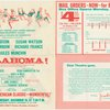 Mail order form for the 1965 revival of Oklahoma!