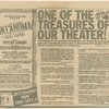 Advertisement for the 1969 revival of Oklahoma!