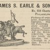 James S. Earle & Sons advertisement.