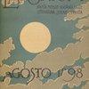 Emporium, August 1898. (Cover)