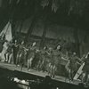 Apollo Theatre chorus line in performance that opened October 5, 1939