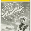 Program for the 2002 Broadway revival of Oklahoma!