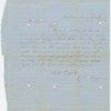 Cornelia Guignon letter (repayment of debt)