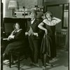[Eva Puck (Stella Mallory), Sam White (Bert Hackett) and Renee Noel (Rita Lamarr) in The Melody Man]