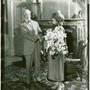 [Lew Fields (Franz Henkel) and Betty Weston (Elsa Henkel) in The Melody Man]