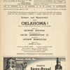 [Program for the 1953 revival of Oklahoma!]