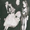 John Cranko, Melissa Hayden, Edward Bigelow and Uma Kai in an informal pose after the London Première of Cranko's ballet