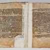 Folios 15v-16r: Genesis 8:20-9:20