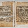 Folios 31v-32r: Genesis 18:11-31